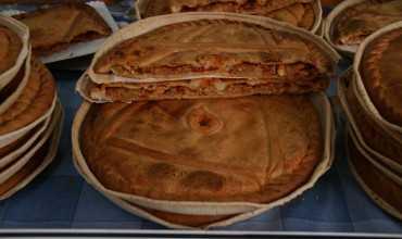Fiesta de la empanada de Bandeira - SILLEDA